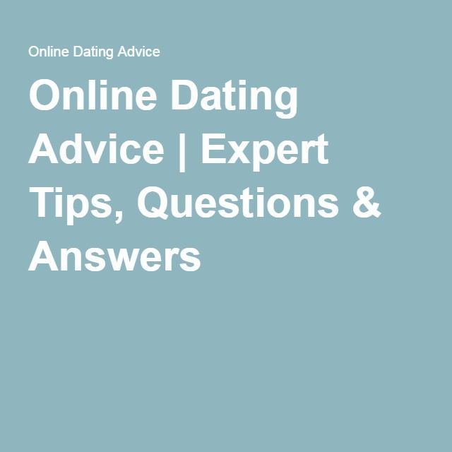 Online Dating Questions