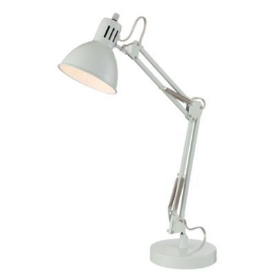 Superbe Architect Desk Lamp With USB Port
