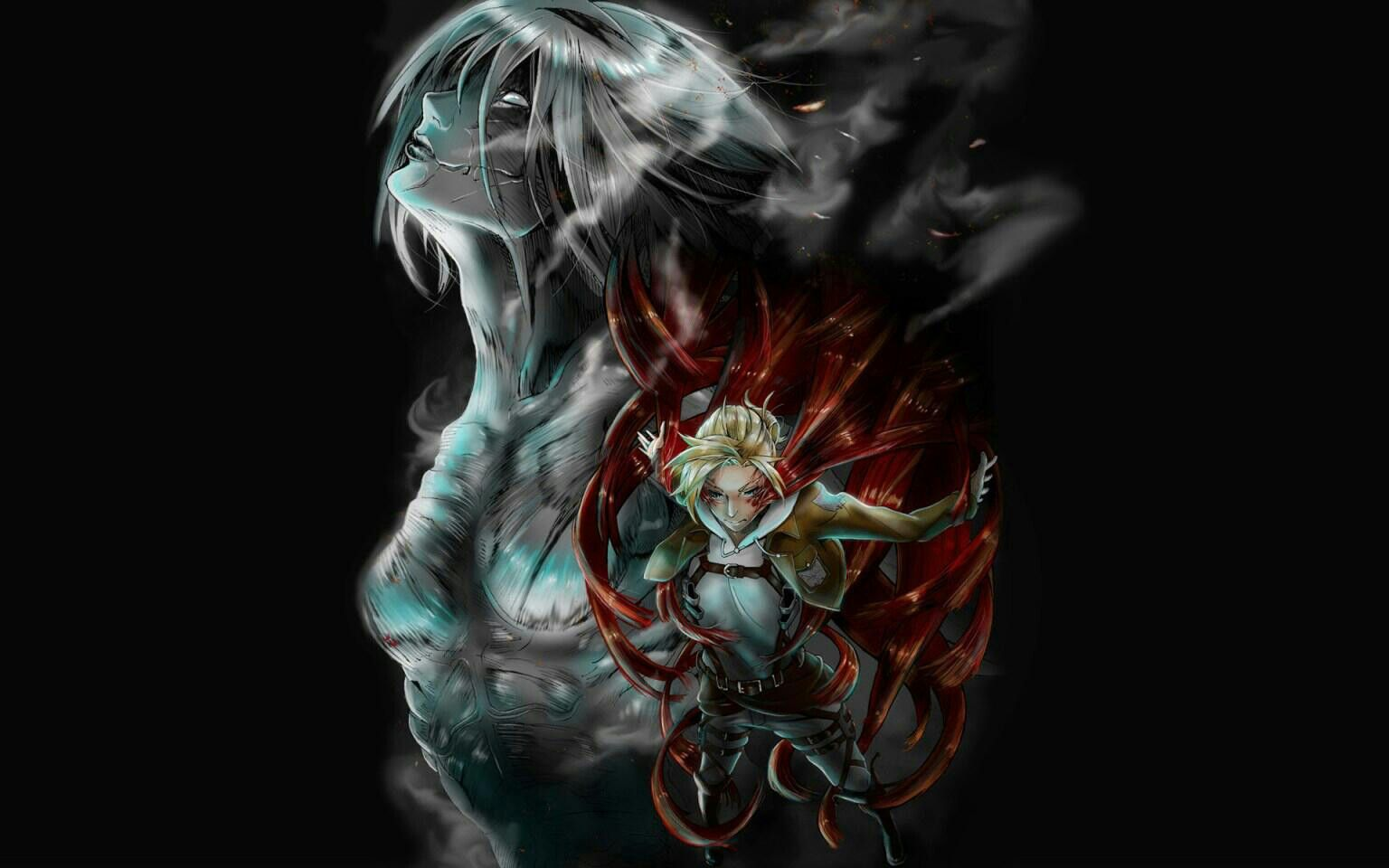 Attack on Titan ♡  Annie Leonhardt