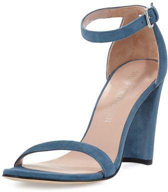 Suede Sandals WALKWAY Spring/summer Stuart Weitzman ZclHd