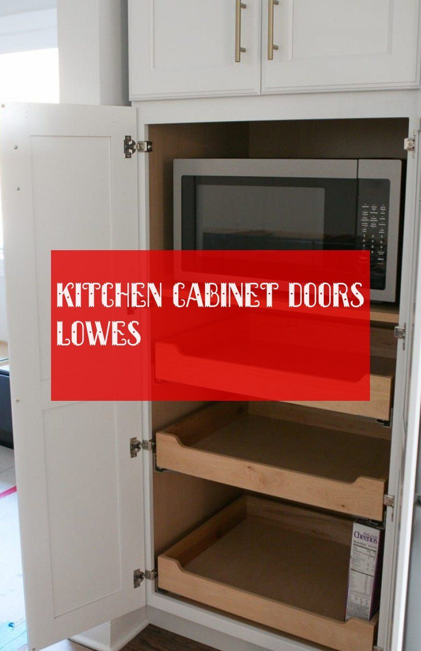 kitchen cabinet doors lowes Kitchen Cabinets kitchen ...