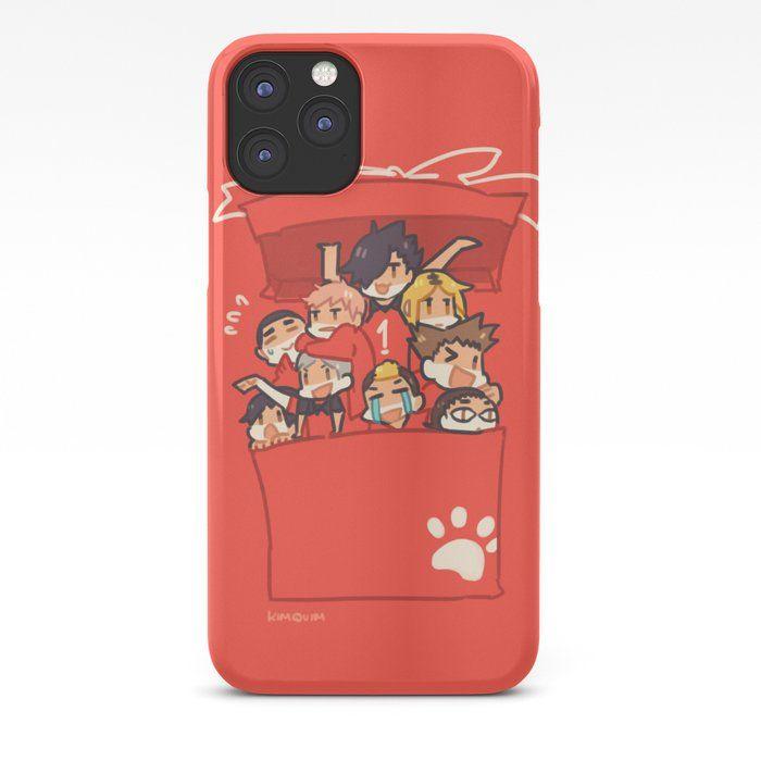 Haikyuu!! Nekoma Team Iphone Case by Kim Quim - iPhone 11 Pro - Slim Case
