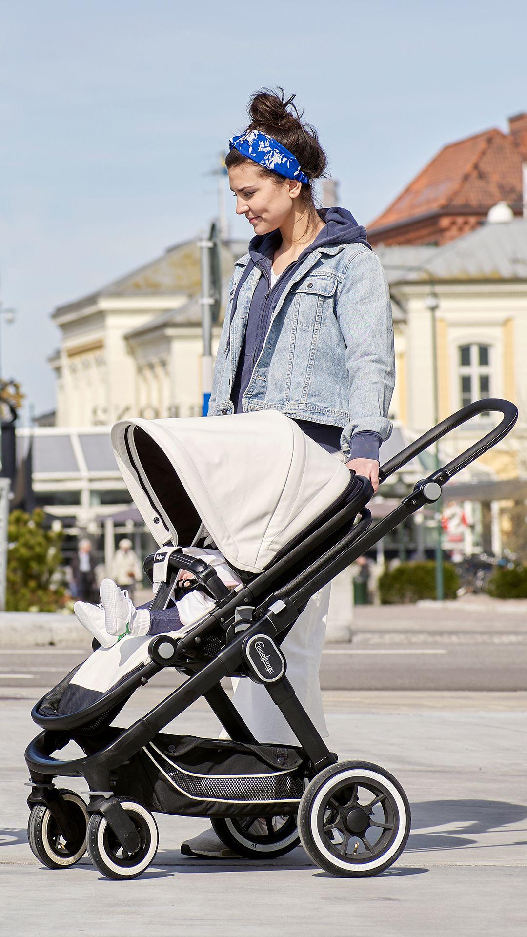 NXT60 stroller Compact & Lightweight URBAN COMFORT