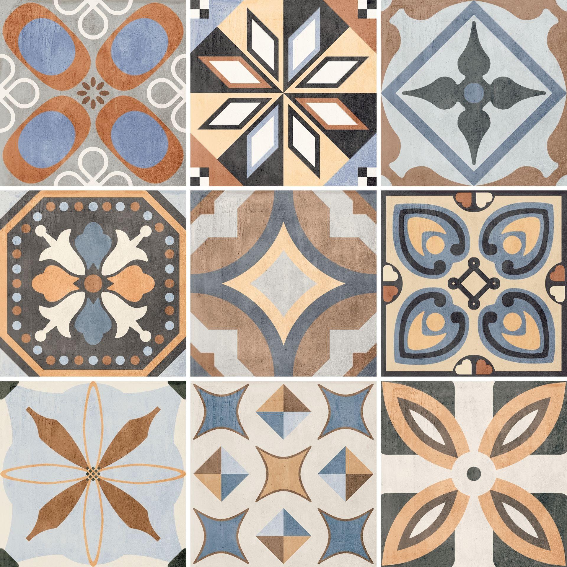 Patchwork Colors De Sant Agostino Tile Expert Fournisseur De