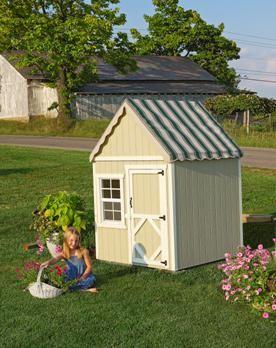 Sweetbriar Cottage | Childu0027s Playhouse | Outdoor Playhouse    Http://www.cottagekits