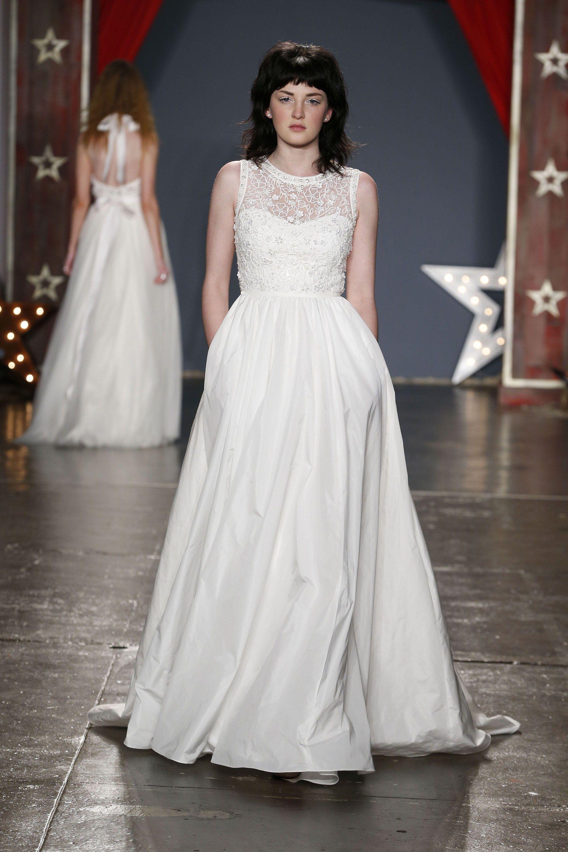 Jenny Packham Bridal Spring 2018 Fashion Show   Jenny packham bridal ...