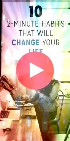 2Minute Habits That Will Change Your Life  So you want to get healthier Great But where to startSo you want to get healthier Great But where to start minimalism challenge...