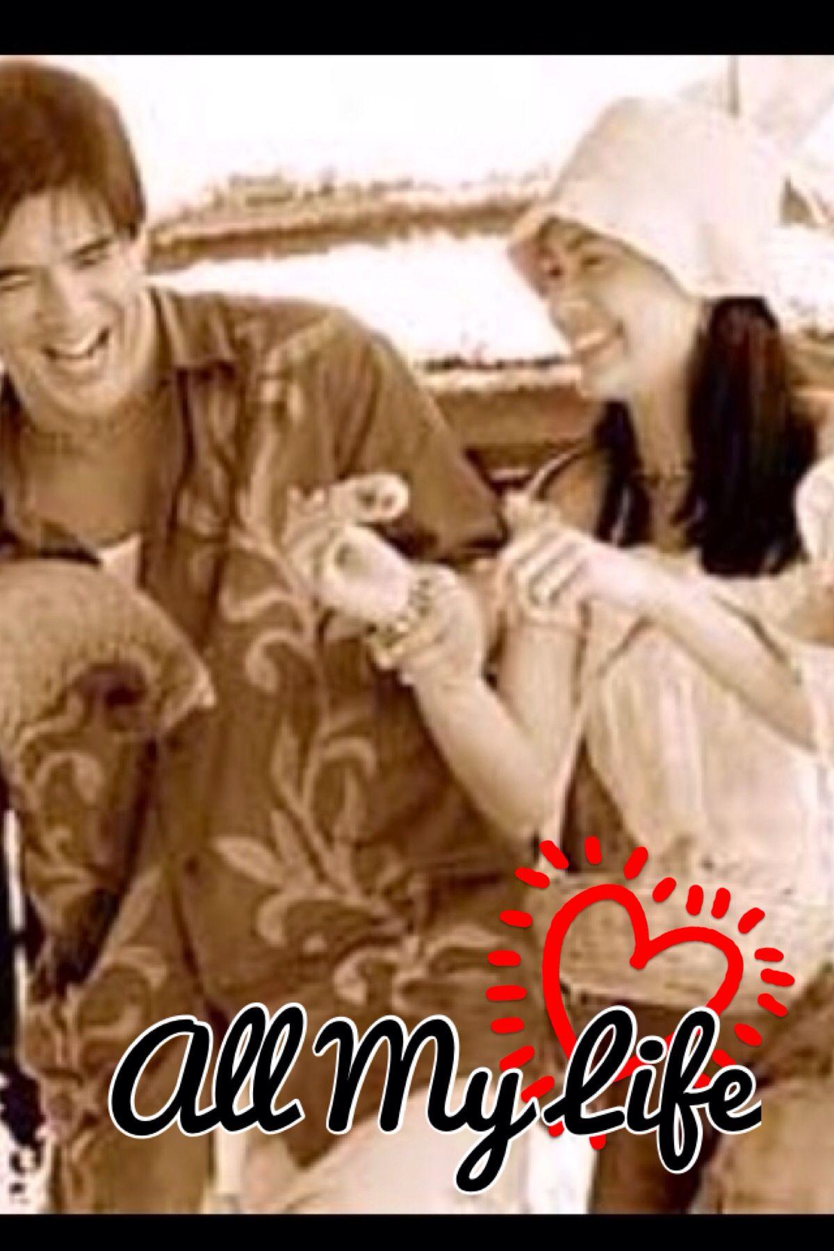 All My Life My Favorite Filipino Movie My Life Movie Life Books
