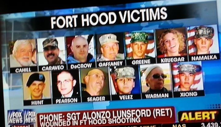 Image result for victims at fort hood