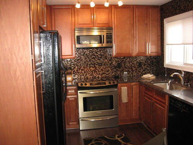 Cinnamon Glaze Kitchen Cabinet 10x10 K Series Rta Glazed Kitchen Cabinets Kitchen Appliances Kitchen Pictures
