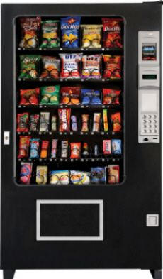Pin by BMI Gaming / BMI Worldwide on Vending Machines ...