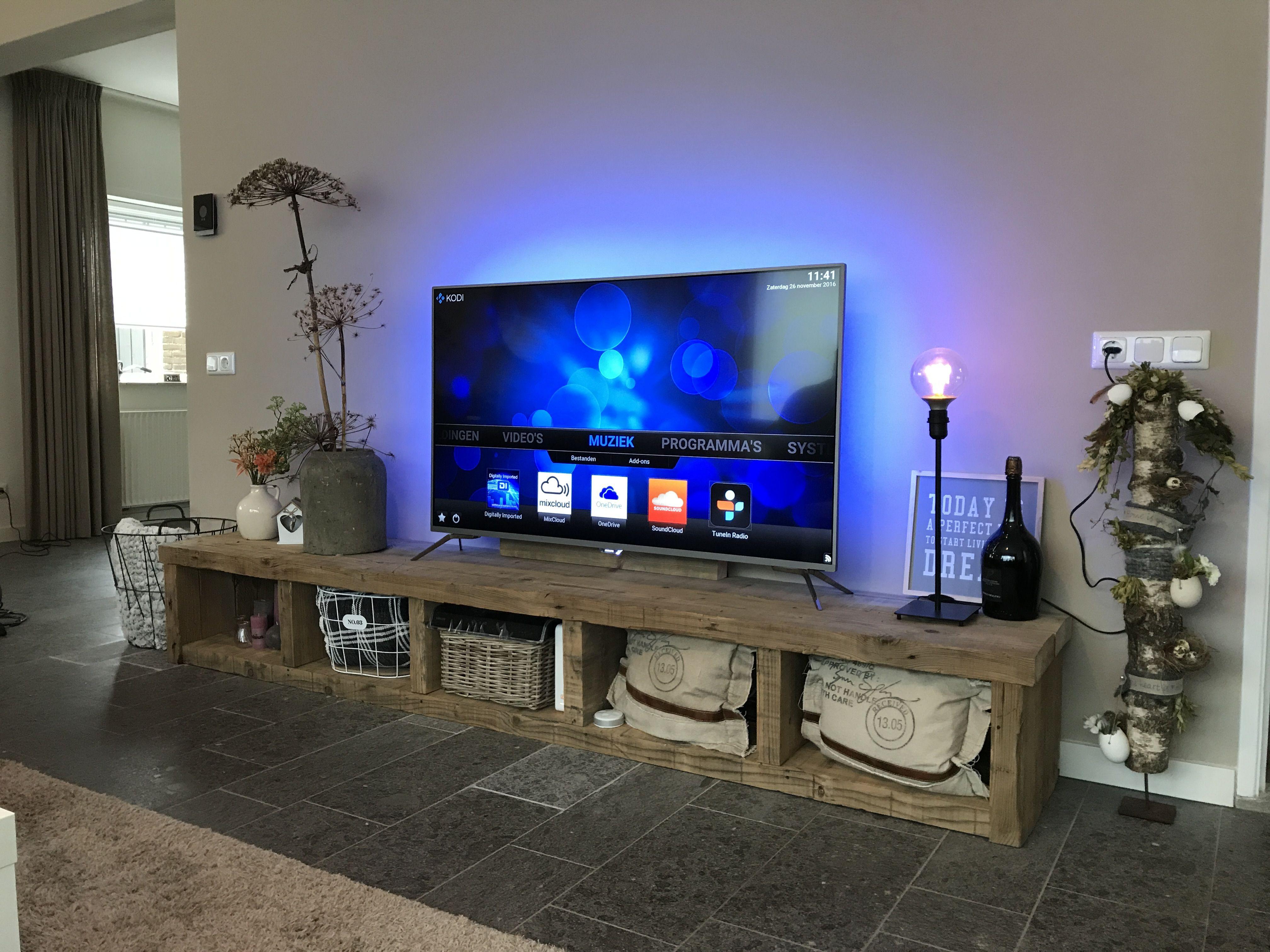 Antiek Grenen Tv Kast.Tv Meubel Oud Grenen In 2020 Huis Ideeen Decoratie Meubels En