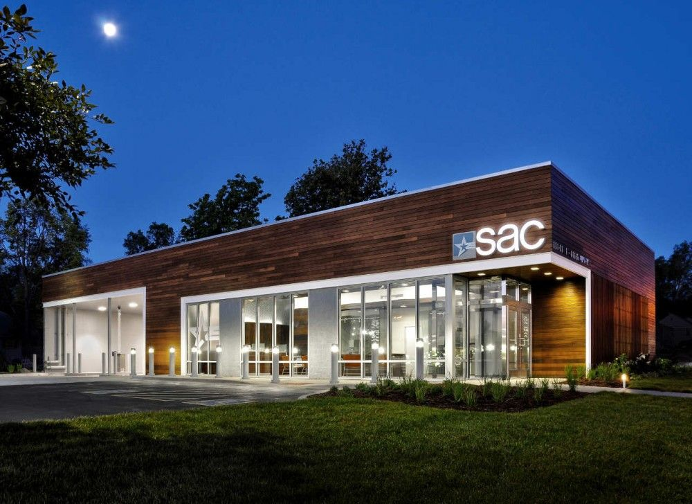 Sac Federal Credit Union Leo A Daly Financial Institutions