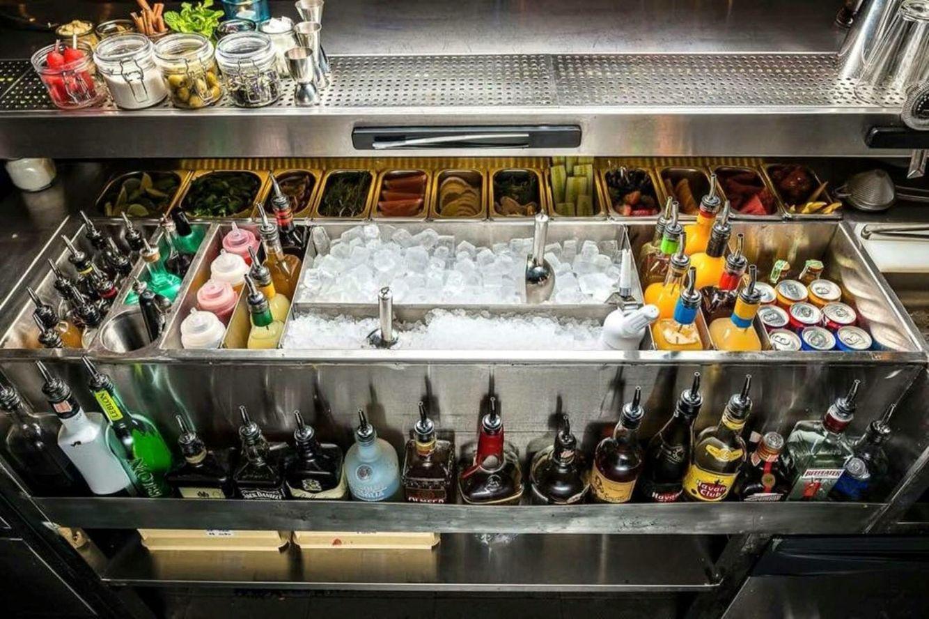 Bar setup 5 | Cocktail bar in 2019 | Bar, Back bar design