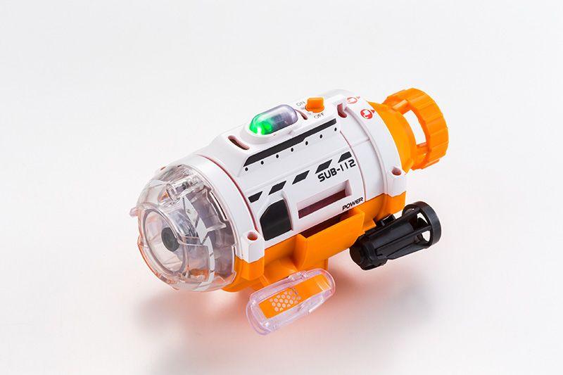 赤外線コントロール サブマリナーカメラ|商品情報|株式会社シー・シー・ピー