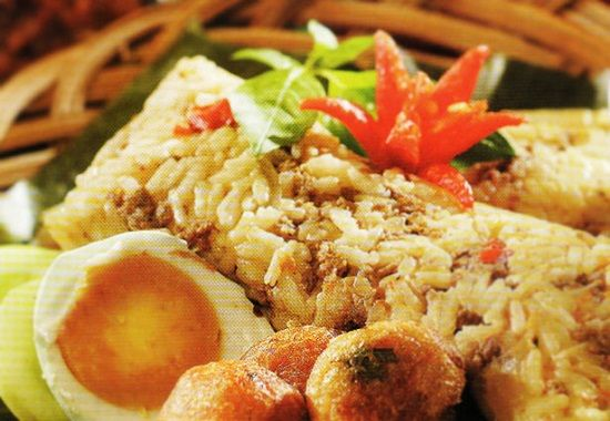 Resep Nasi Bakar Daging Sapi Cincang
