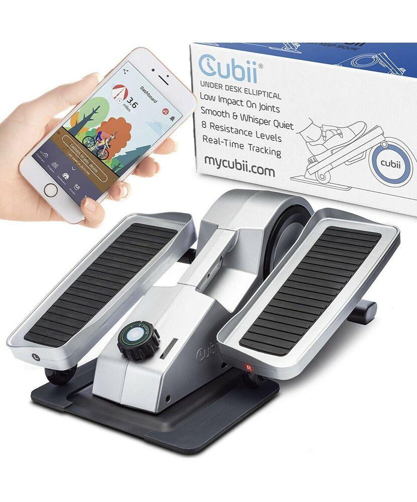 Pleasant Ad Ebay Cubii Pro Under Desk Elliptical Bluetooth Sync W Complete Home Design Collection Epsylindsey Bellcom