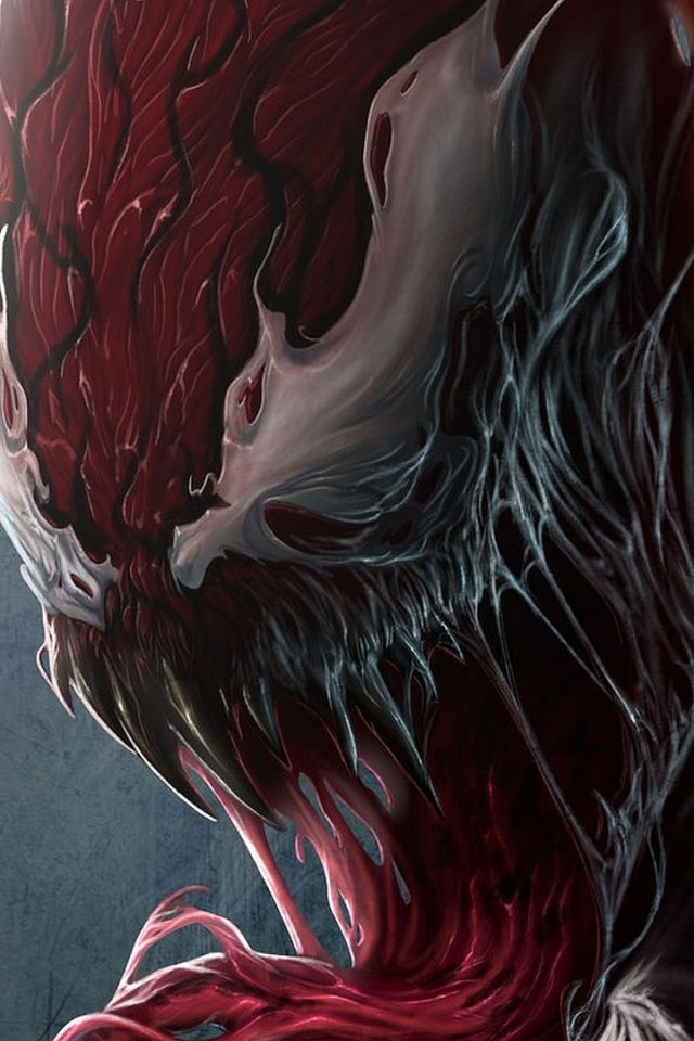 Download Maximum Carnage Wallpapers To Your Cell Phone Carnage Carnage Marvel Marvel Comics Wallpaper Carnage