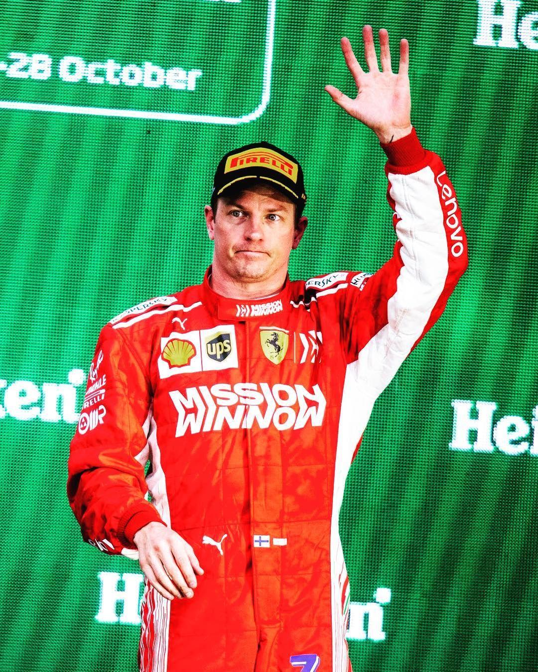 Kimi Räikkönen Instagram