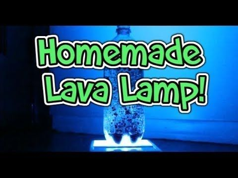 Exceptional Cool Science Experiments To Do At Home: Make A Homemade Lava Lamp