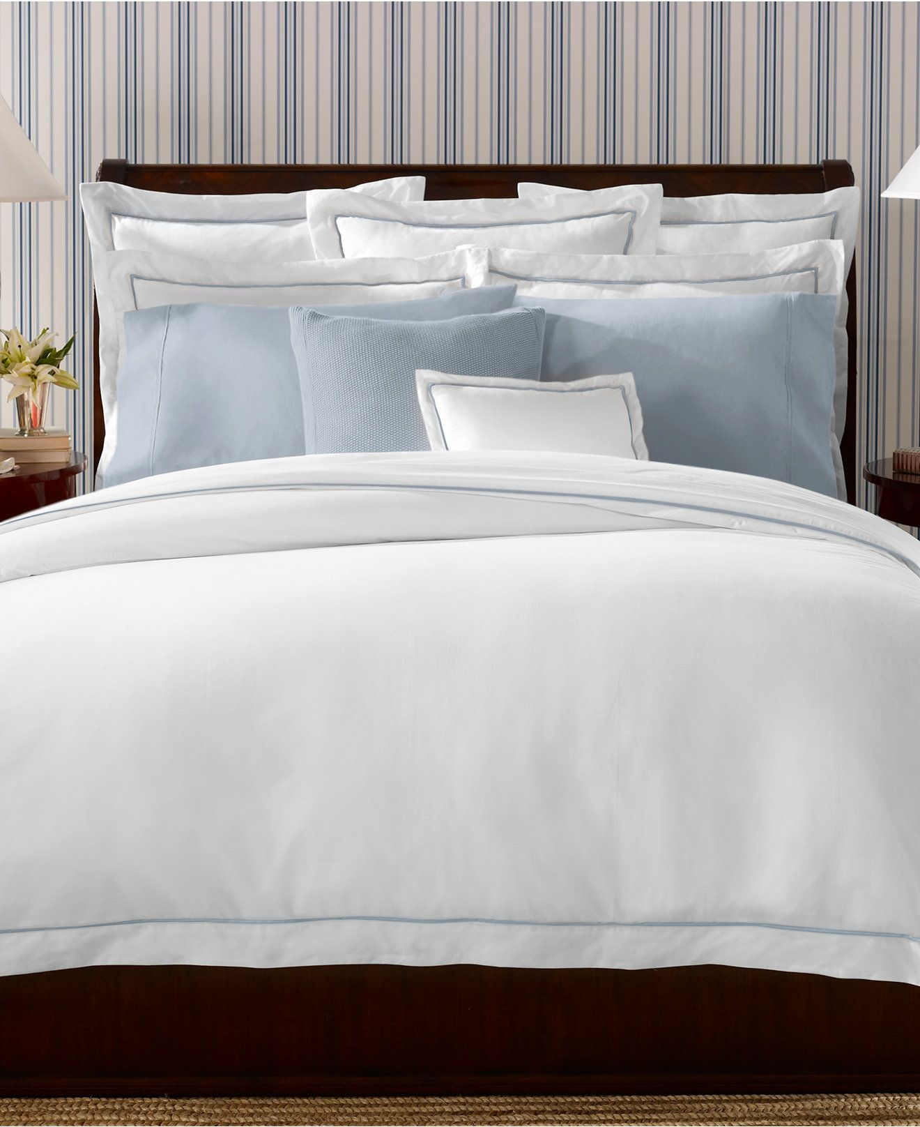 Ralph Lauren Palmer Collection Clic Bedding Collections Bed Bath Macy S Bridal And Wedding Registry