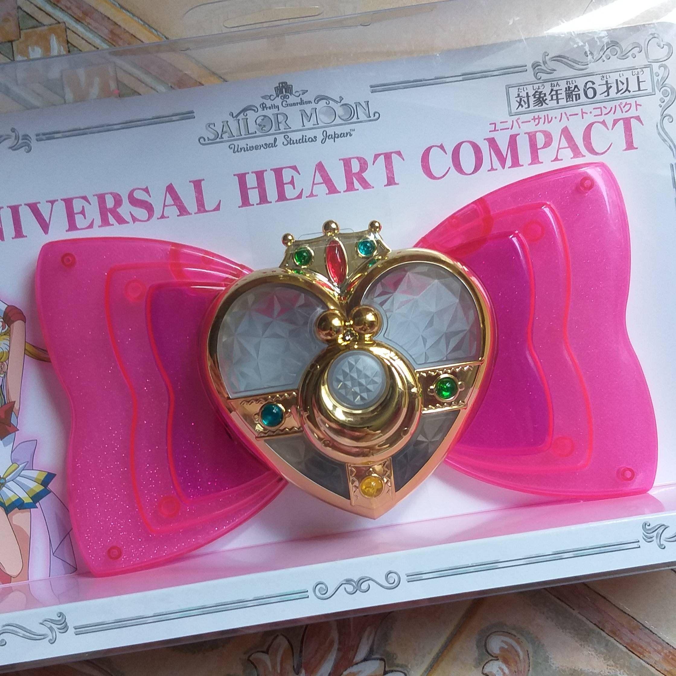 Sailor moon princess serenity crystal magic /& light base USJ Universal Studios