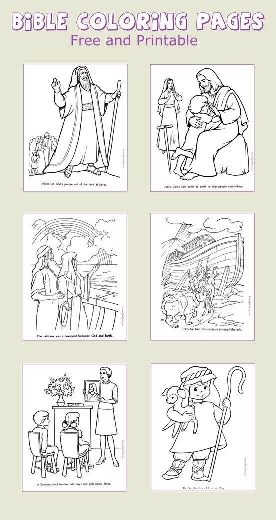 Bible Coloring Pages   die Bibel, Ausmalbilder für kinder und ...