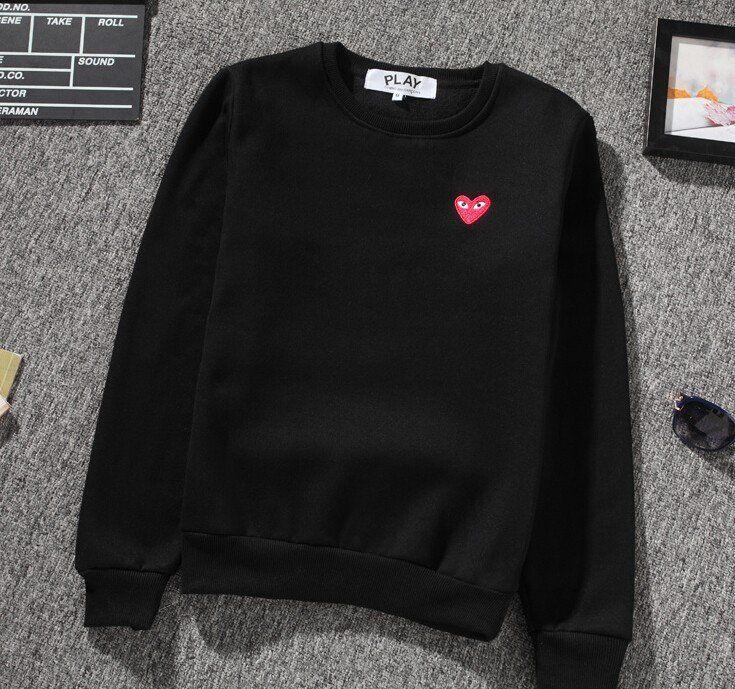 cdg sweatshirts