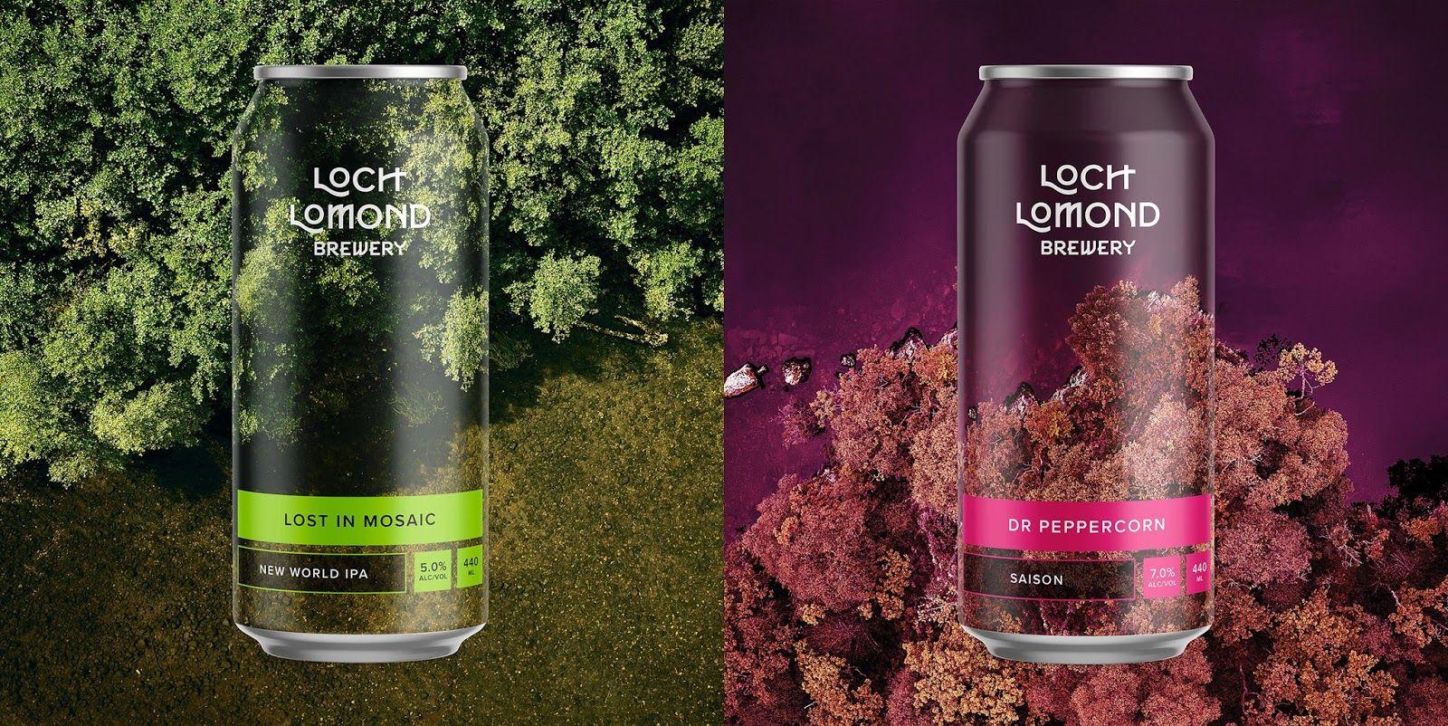 Loch Lomond Brewery - Craft Range | Beer design, Breathtaking photography,  Brewery