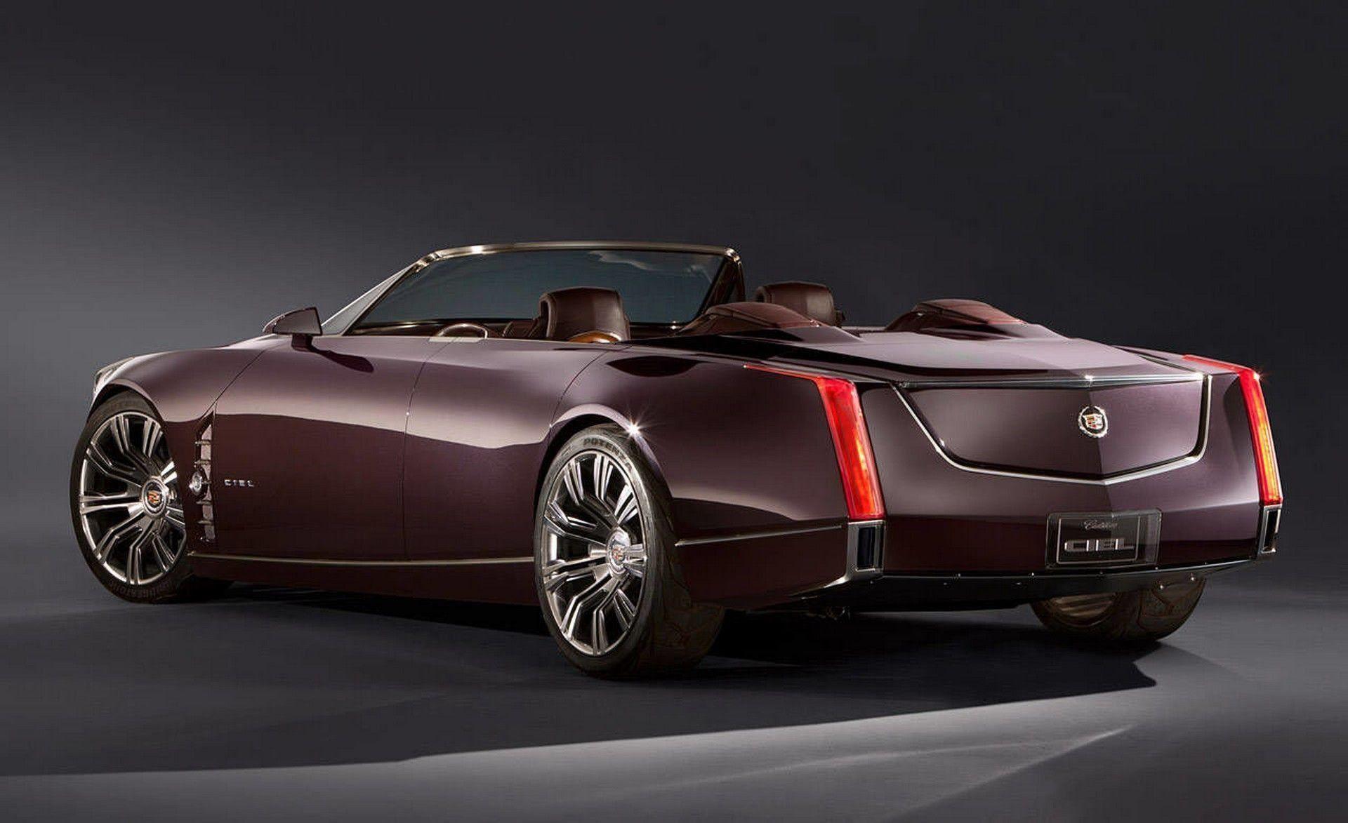 2020 Cadillac Elmiraj Images