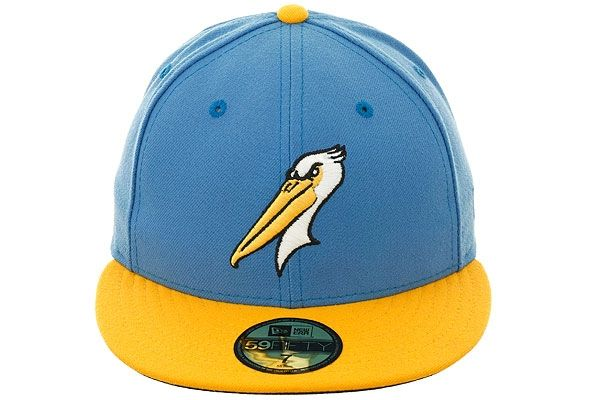 Myrtle Beach Pelicans Ed Hat