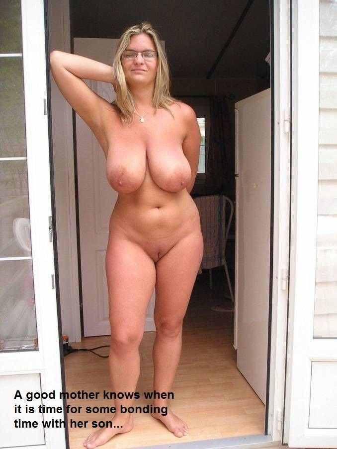 Girls first milf