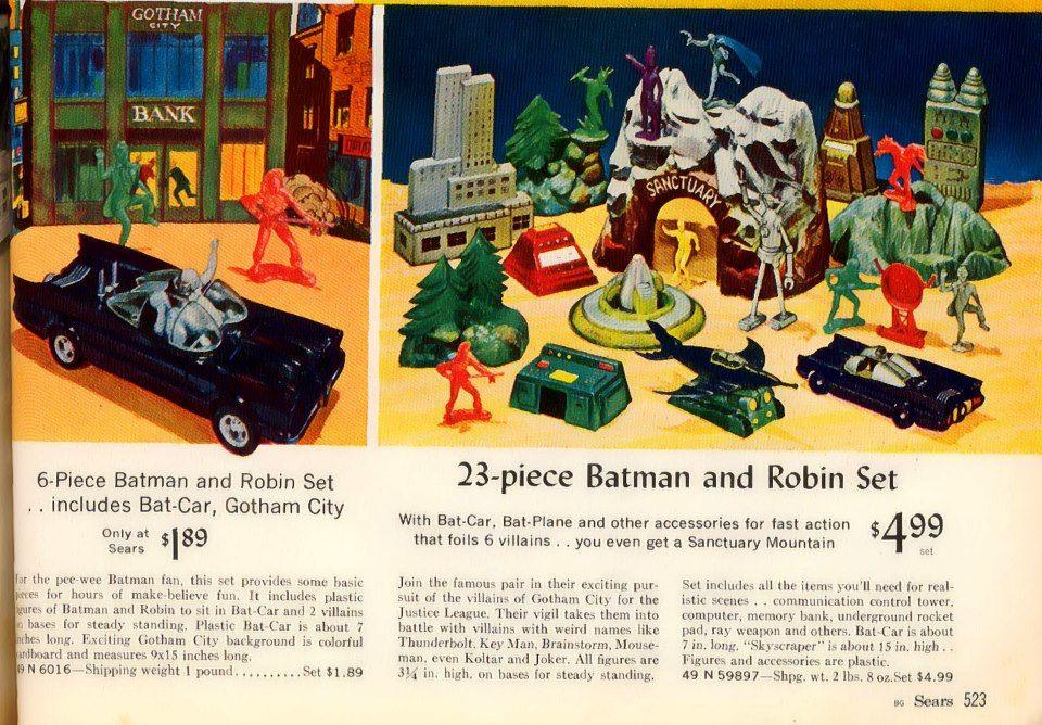Always be Batman...Michigan Toy Soldier & Figure Co. www