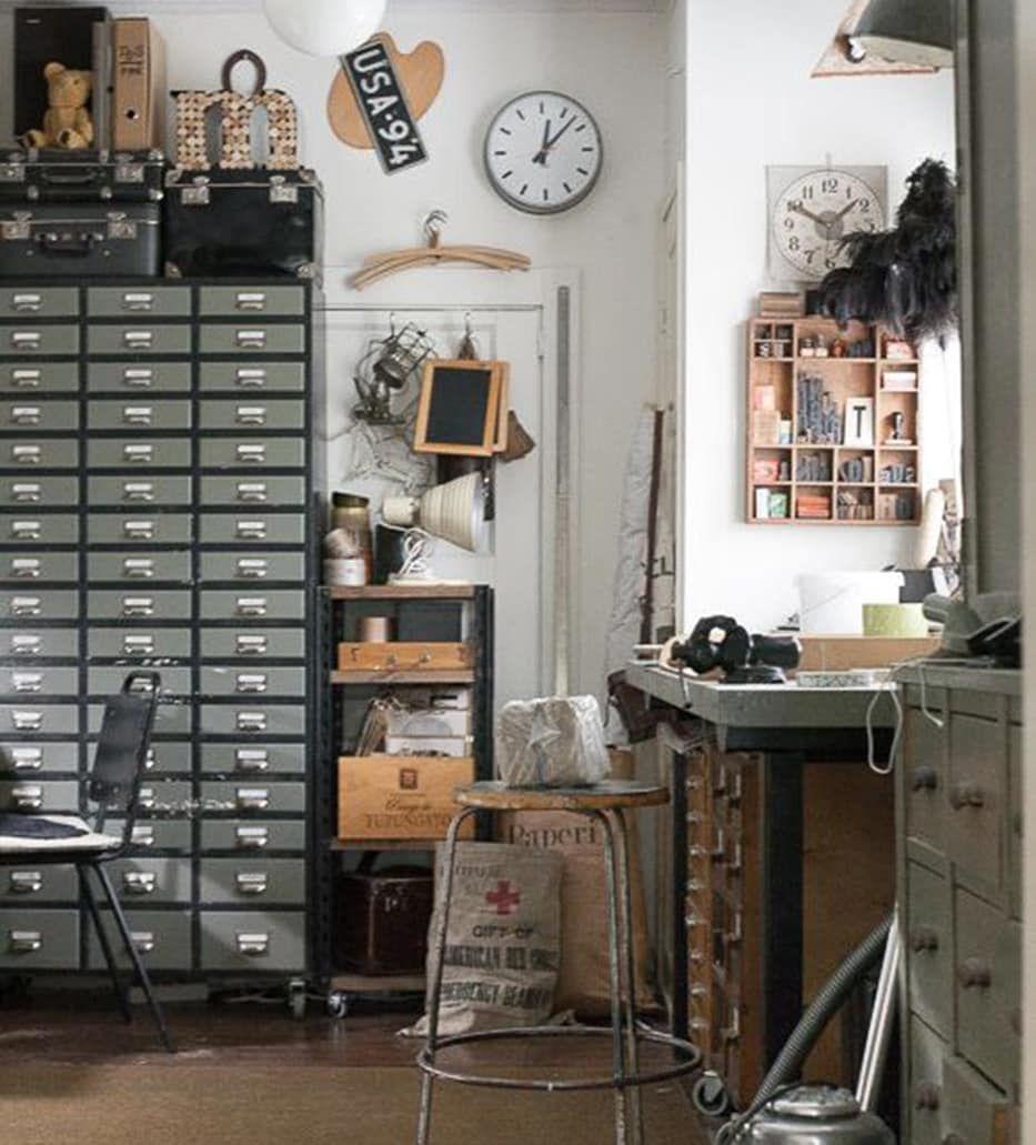 Loft Vintage Los Muebles Estilo Industrial Y Vintage Tienen Su  # Muebles Estilo Vintage