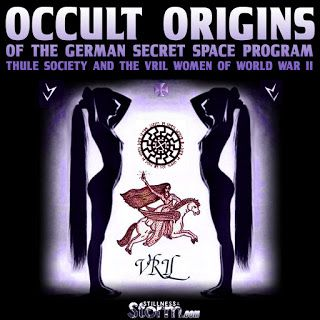 PHILOSOPHICAL ANTHROPOLOGY: Occult Origins of the German Secret Space Program
