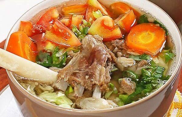 Resep Sop Kambing Madura Istimewa Resep Masakan Resep Makanan Dan Minuman