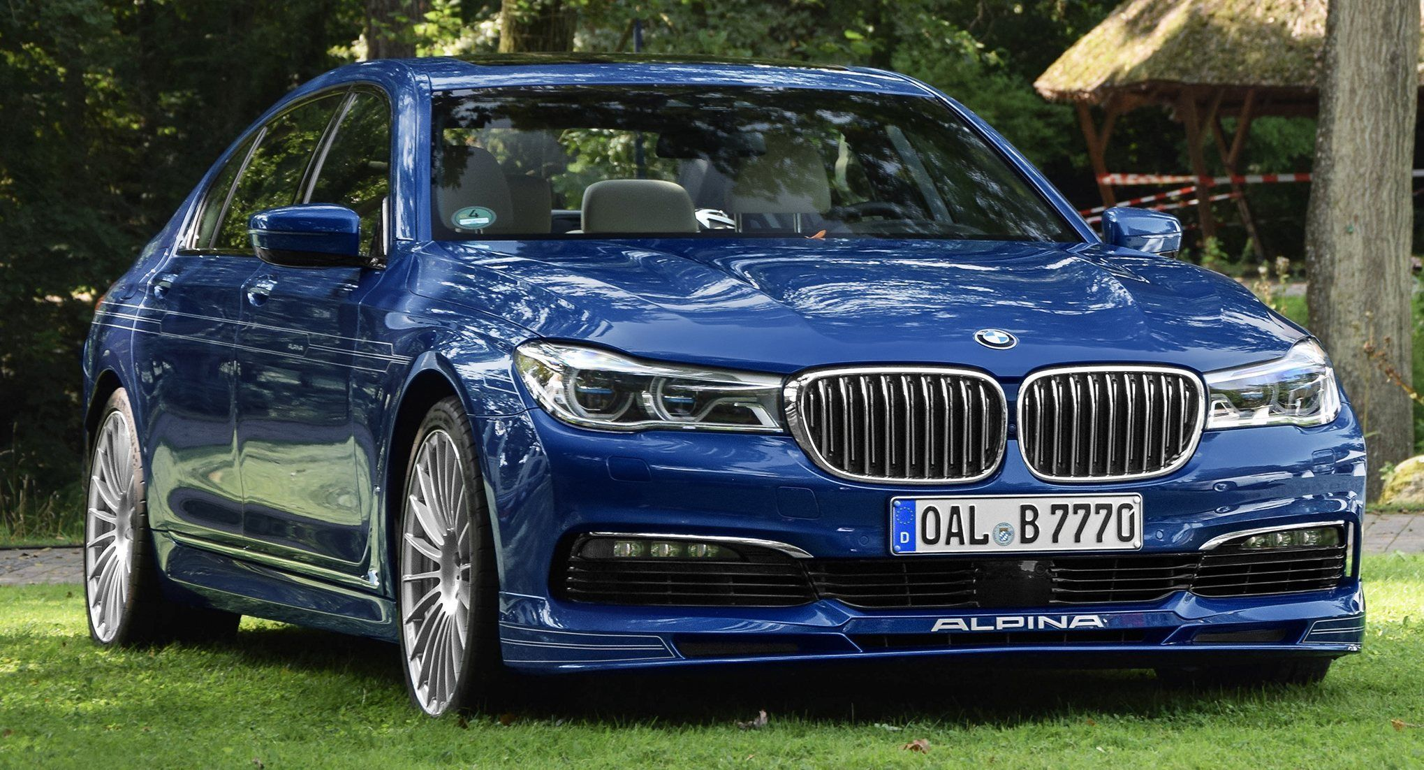 2021 BMW 7 Series Perfection New Redesign