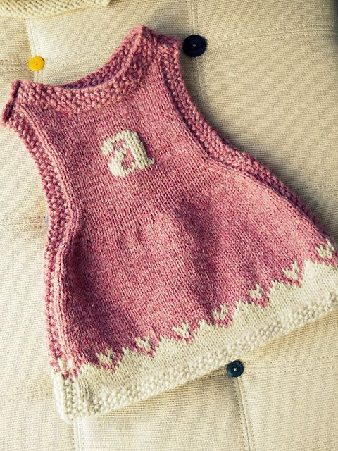 Ravelry: TraceyNicoles anouk- Charts for double stitching monograms- free