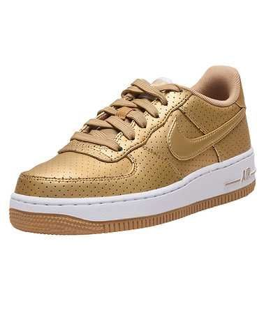 #FashionVault #nike #Girls #Footwear - Check this : NIKE GIRLS Gold Footwear / Sneakers for $85 USD