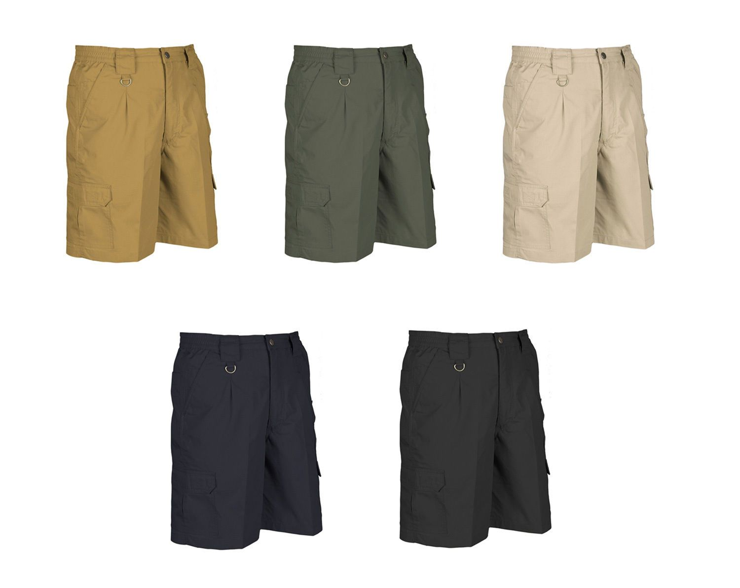 Pants and Shorts 163525: Propper Men S Tactical Short 65P 35C Ripstop W Teflon F5253 -> BUY IT NOW ONLY: $33.95 on eBay!