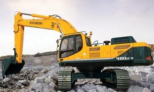 Hyundai R480lc 9s R520lc 9s Crawler Excavator Service Repair Manual Repair Manuals Hyundai Excavator