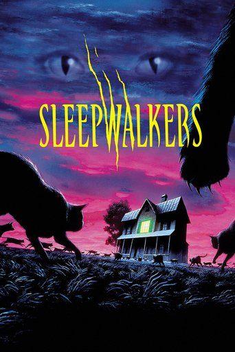 Risultati immagini per SLEEPWALKERS ( 1992 ) POSTER