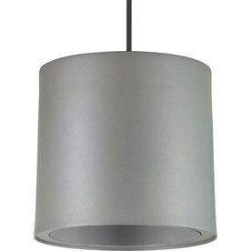 Progress Lighting 7.37-In H Led Metallic Gray Outdoor Wall Light P6009