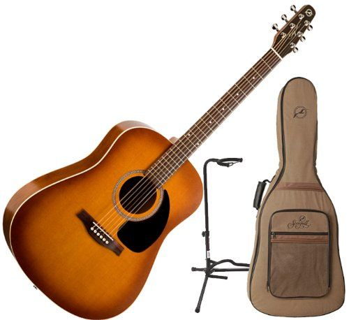 Seagull Entourage Rustic Acoustic Guitar W Seagull Gig Bag And Guitar Stand Http Www Learntab Com Guitar Deals Seagull Acoustic Guitar Guitar Stand Guitar