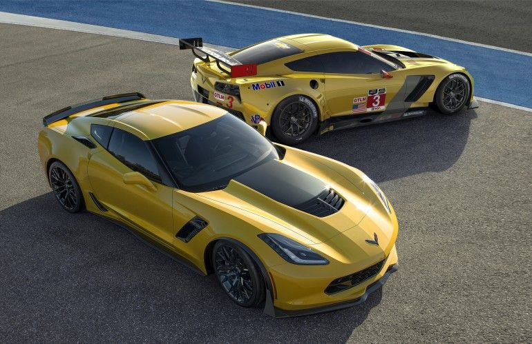 The Torque S The Thing 625 Hp Z06 Corvette Debuts In Detroit