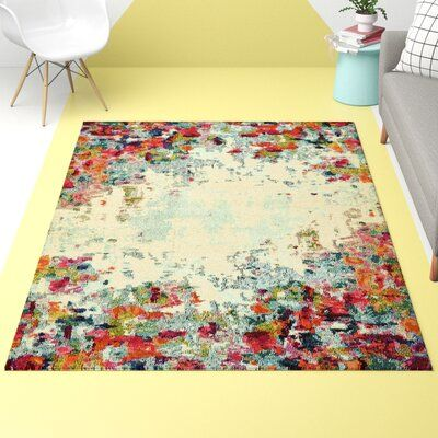 Hashtag Home Annmarie Cream Rug Rug Size Rectangle 10 6 X 16 5 In 2020 Area Rugs Beige Area Rugs Rugs