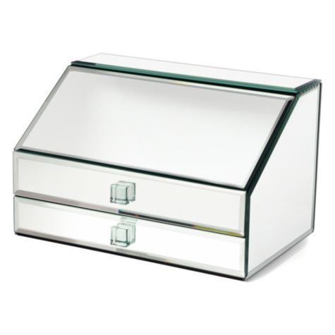 Mirrored Jewelry Box From Z Gallerie Jewelry Box Mirror