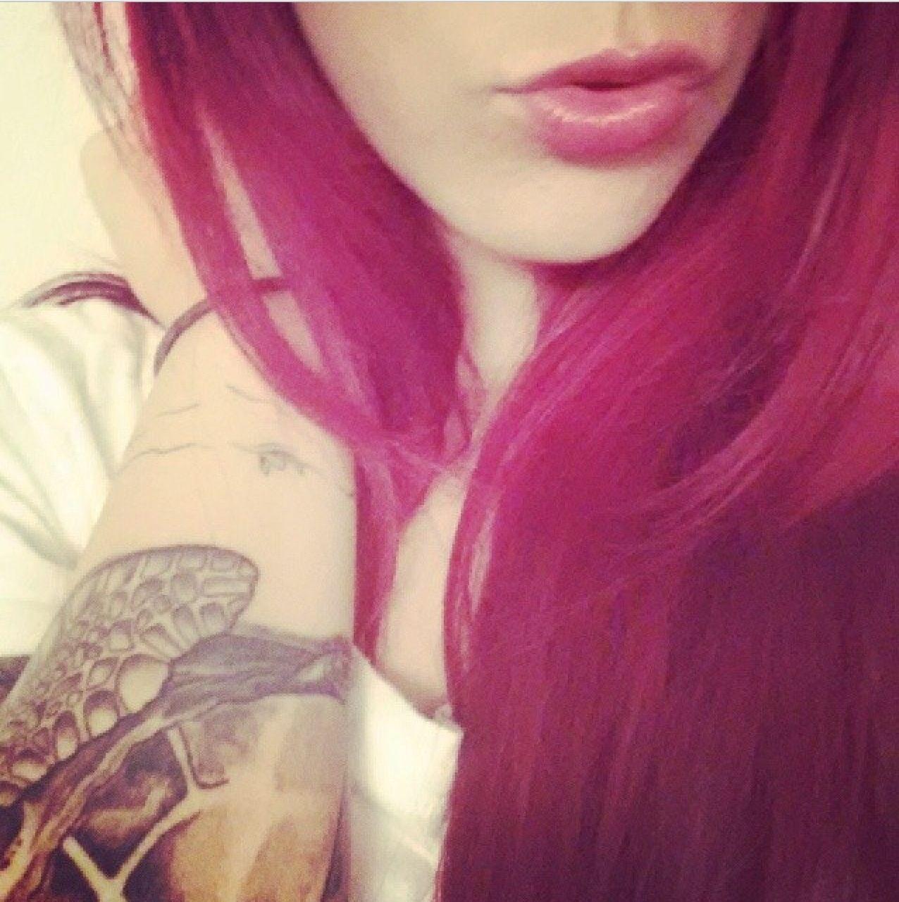 Joico hair color tags color jocio joico - Hair Coloring Magenta Hair Pink Hair Joico