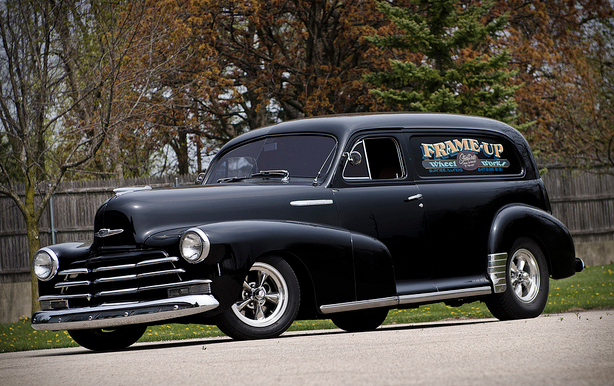 Feature 1947 Chevrolet Sedan Delivery Chevrolet Sedan Chevrolet Sedan