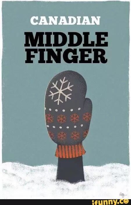 Canadian Sign Language Canada Jokes Canadian Humor Funny Pictures